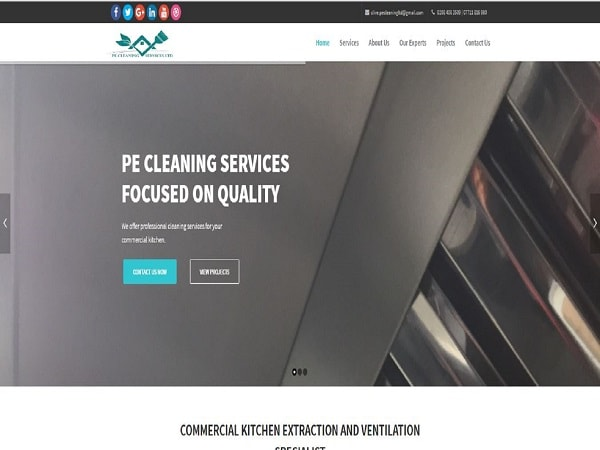 PE Cleaning Services